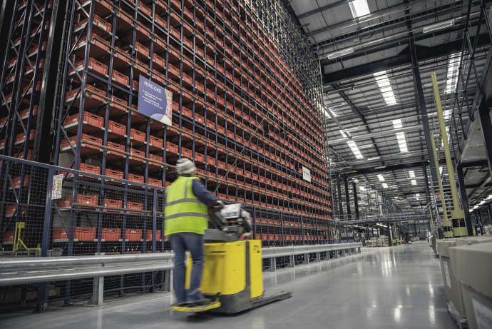 BT and Sagemcom working together to make supply chains more