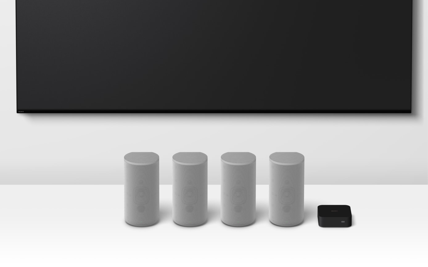 Sony a new frontier of surround sound with the HT-A9