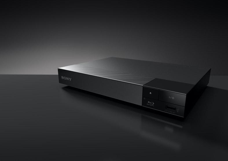 Brillant Und Schnell Der Neue Blu Ray Player Bdp S6500 Von Sony