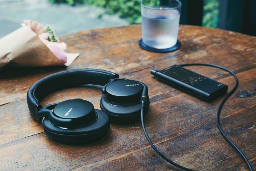 Audio Hi-Res senza compromessi con la nuova frontiera delle cuffie firmate  Sony 5121e719670b