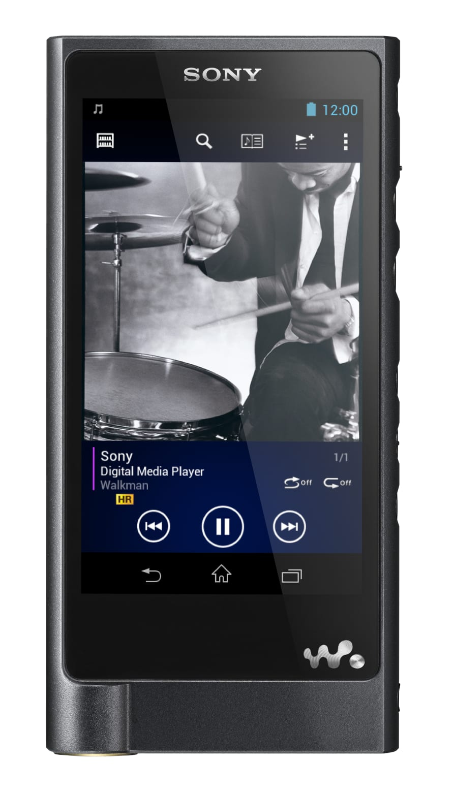 For on-the-move music lovers who value the difference - Sony UK