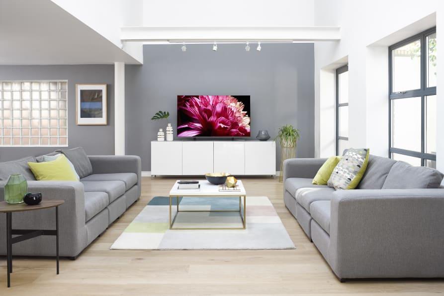 Das Wohnzimmer Im Wandel Sony Deutschland