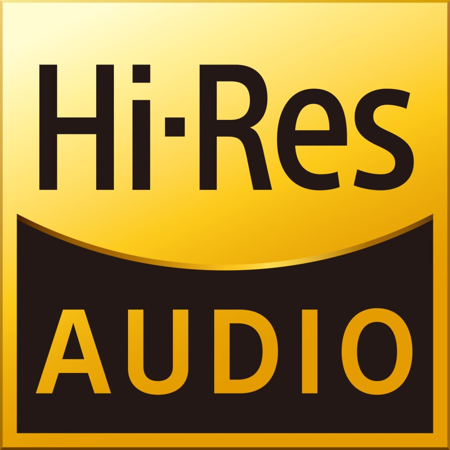 Hi-Res Audio Logo - Sony Europe