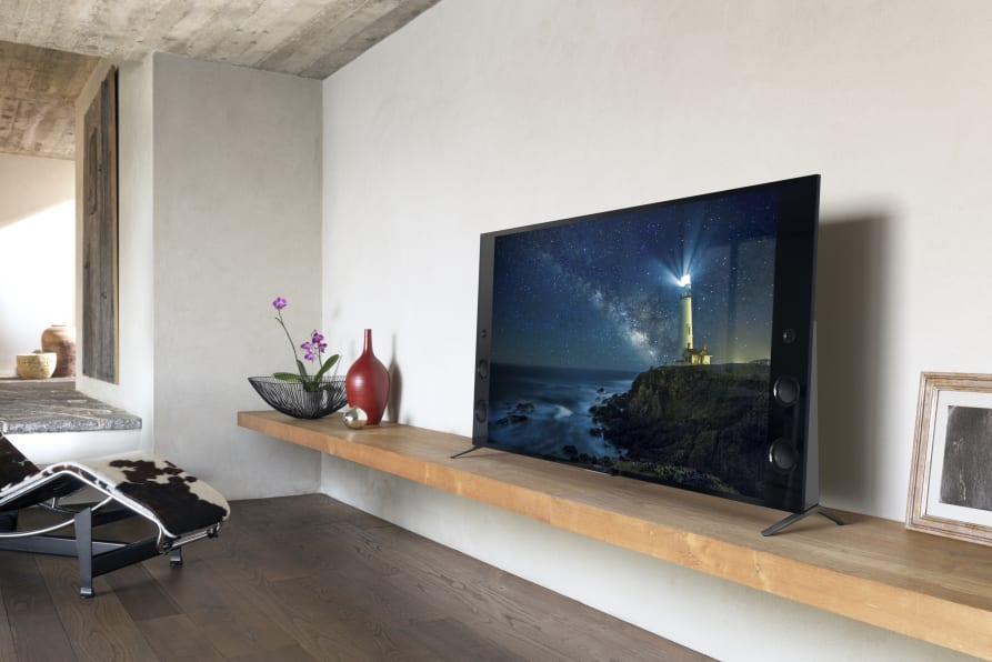 Ultimativer Kontrast Hdr Halt Einzug Bei Bravia Fernsehern