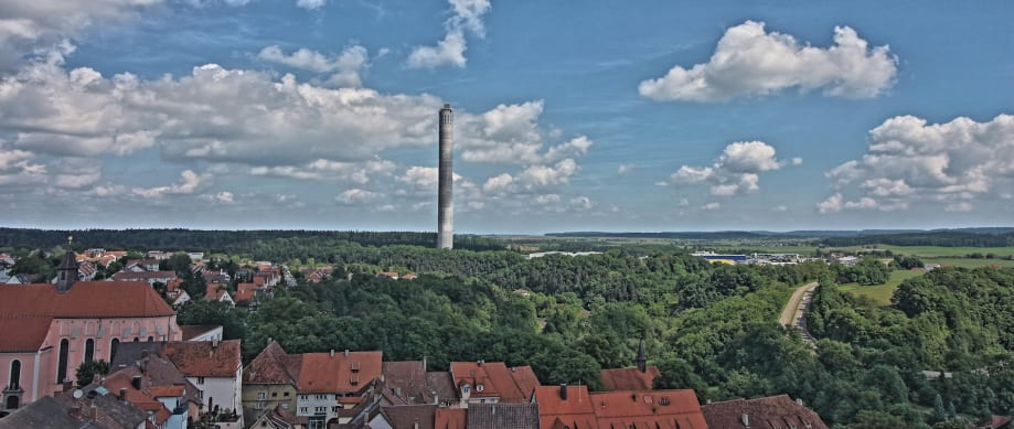 thyssenkrupp Elevator opens Germany's highest viewing platform at
