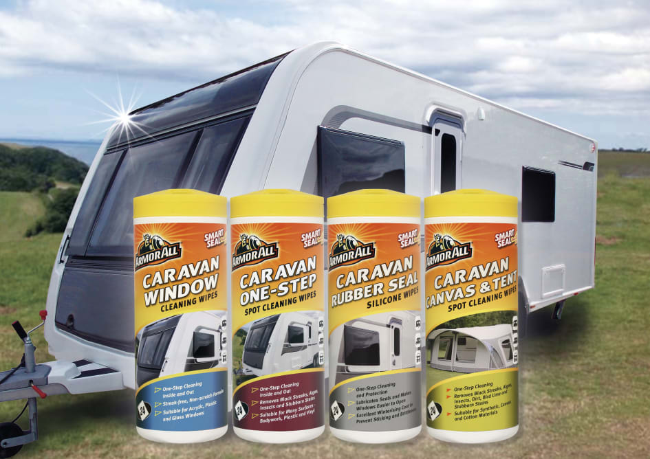 Armor All Caravan canvas & tent cleaning Köp