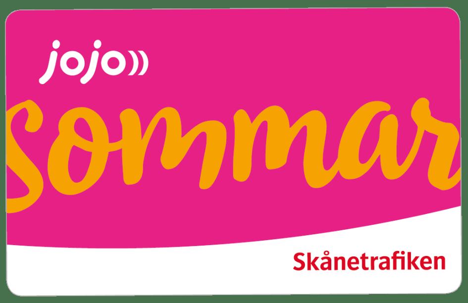 Sommarbiljett 2018 - Skånetrafiken
