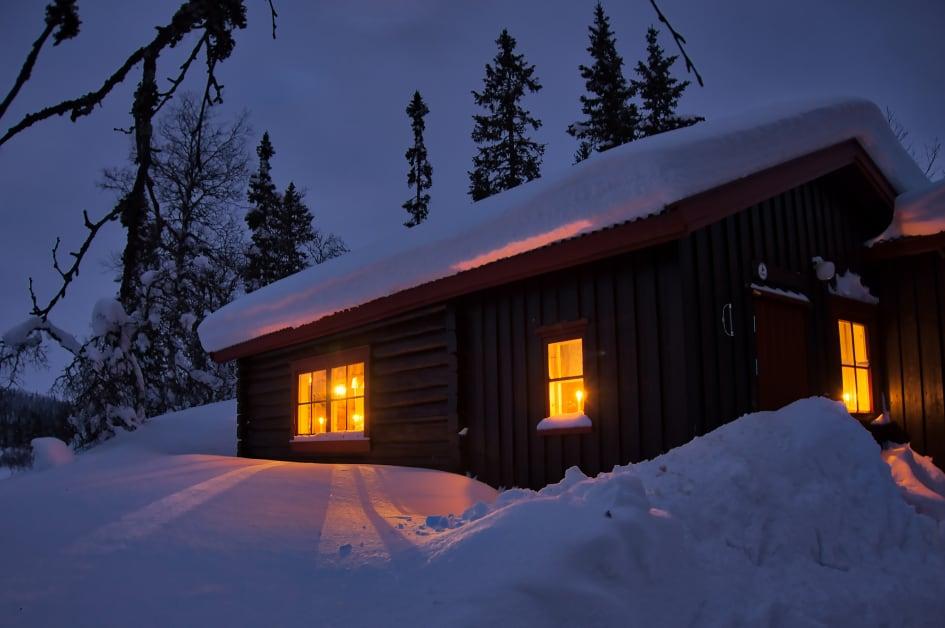 Åremålsleie hytte vestfold