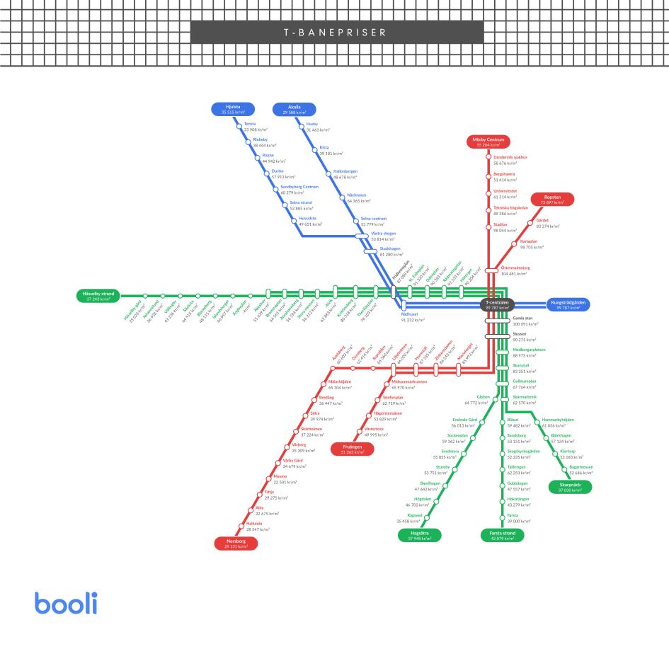 Stockholms Tunnelbana Karta Pdf
