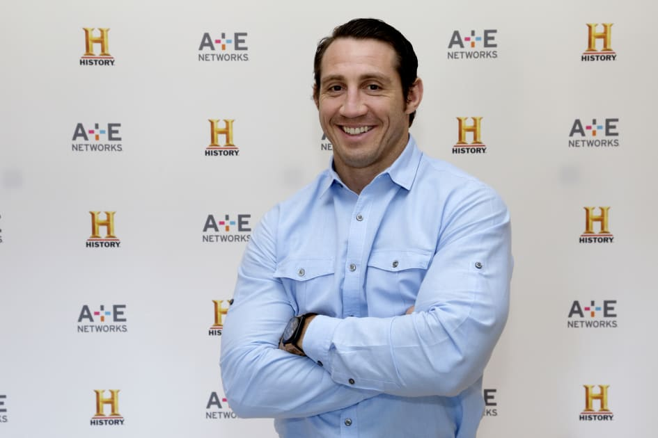 Hunting Hitler: Tim Kennedy A+E Networks
