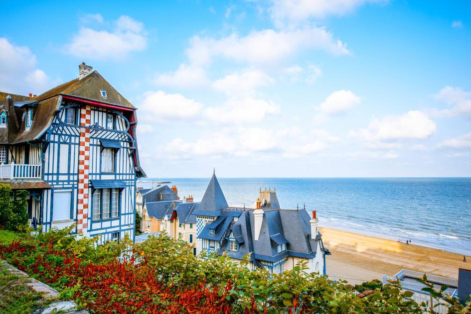 6 Franska Favoriter Fran Normandie Till Rivieran Scandorama Olvemarks Holiday