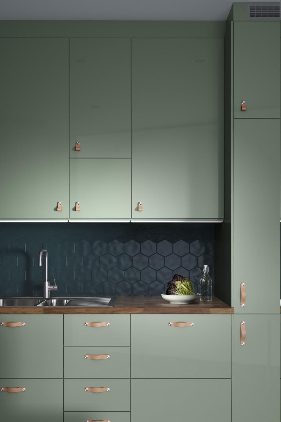 Efterstræbte Boligen i 2019 køkken (2) - IKEA BH-77