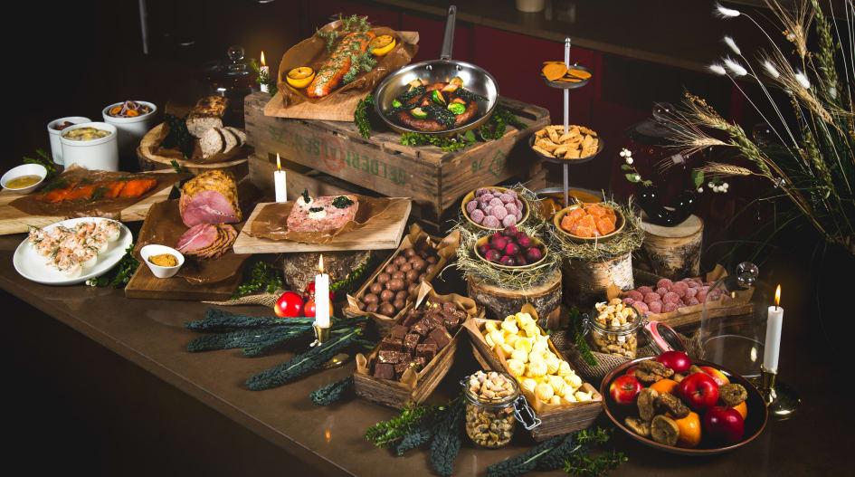 Snart Dags For Arets Klassiska Julbord I Artipelag Restaurang Artipelag