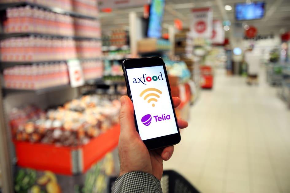 telia wifi företag