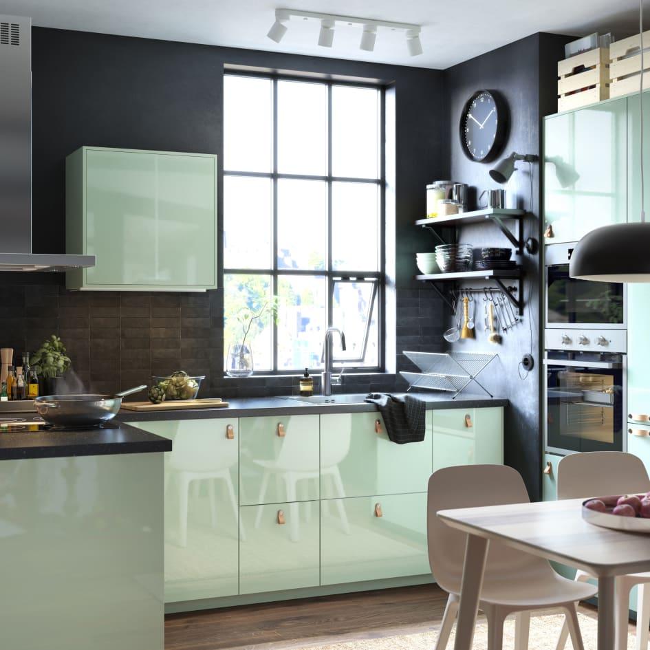 Rask Boligen i 2019 køkken - IKEA PS-48