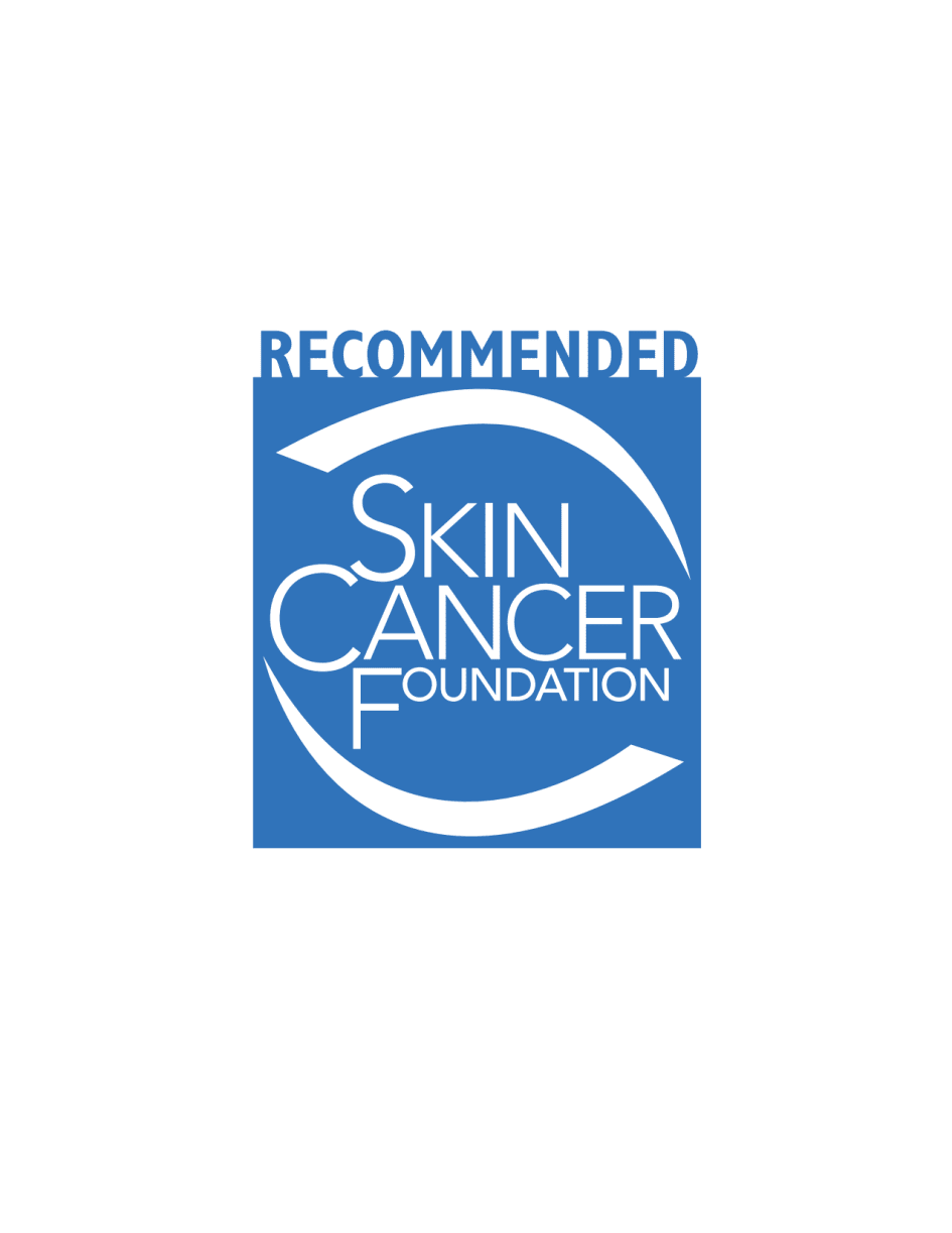 Skin Cancer Foundation logo - jane iredale – THE SKINCARE MAKEUP®