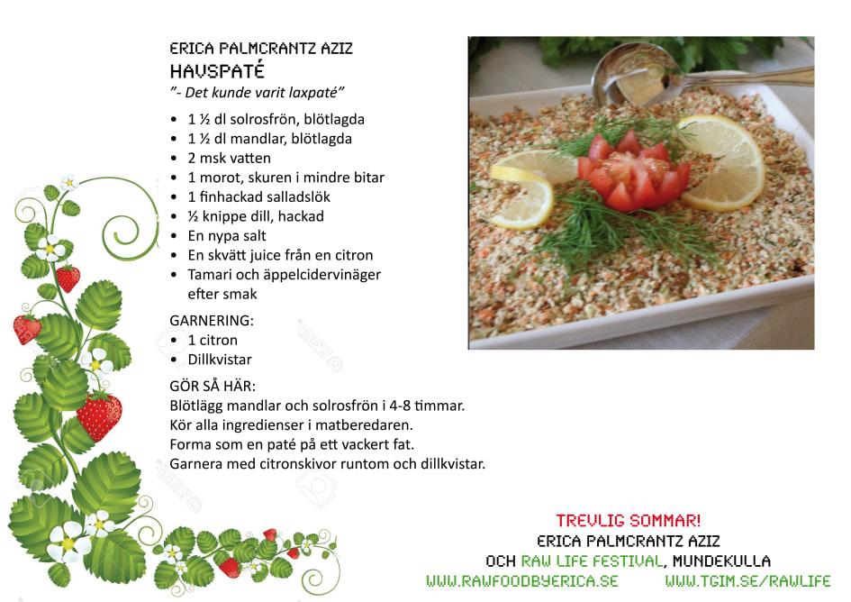 erica palmcrantz recept