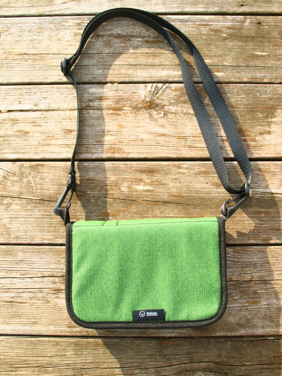 Diabetic Designed släpper en ny version av väskor för