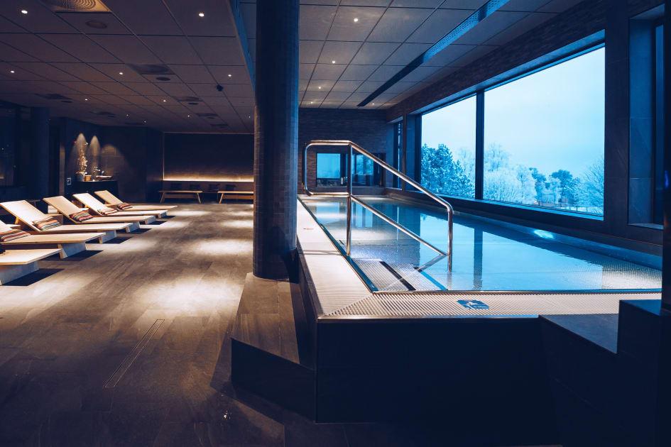 sveriges bästa spa hotell