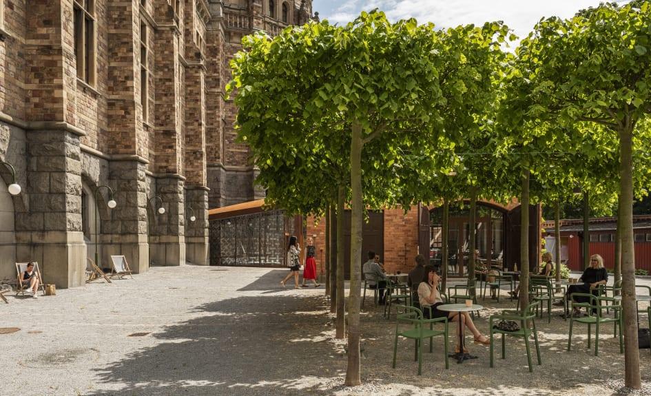 Nordiska museet öppnar ny barnsatsning och grön bakgård
