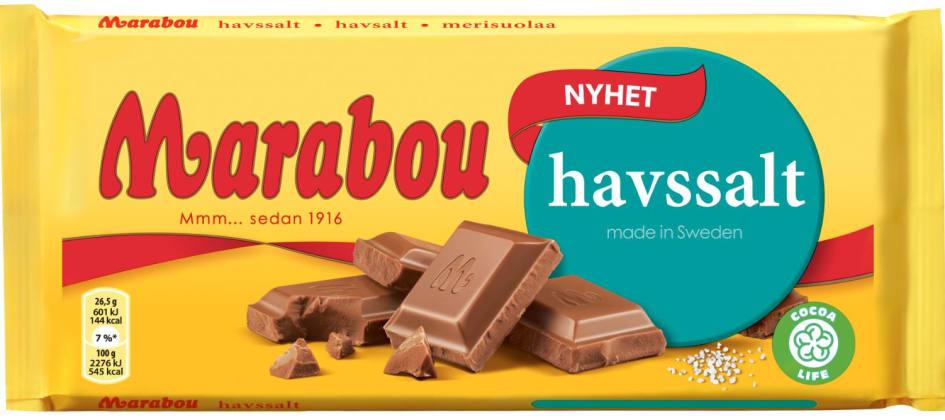 marabou choklad kcal