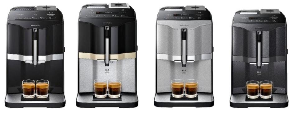 Populære Komplet kaffeglæde: Siemens lancerer ny kompakt espressomaskine i IU-27