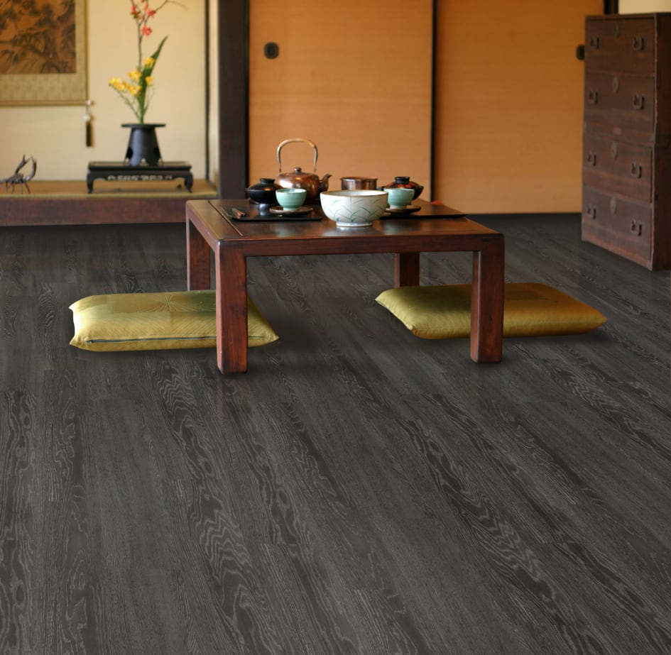 Allure Locking Floor Is A New High End Resilient Flooring Brand In Asia Commonly Known As Waterproof Laminate By Interior Designers