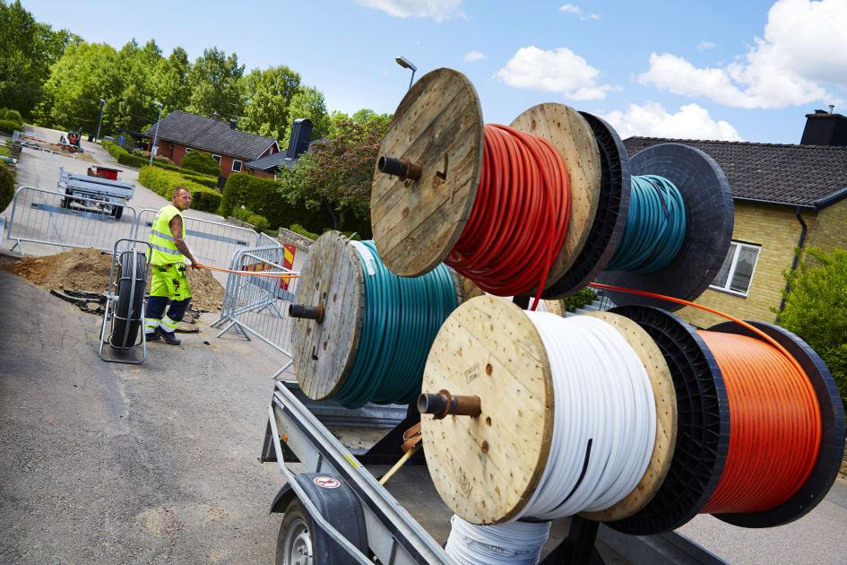 telia fiber företag