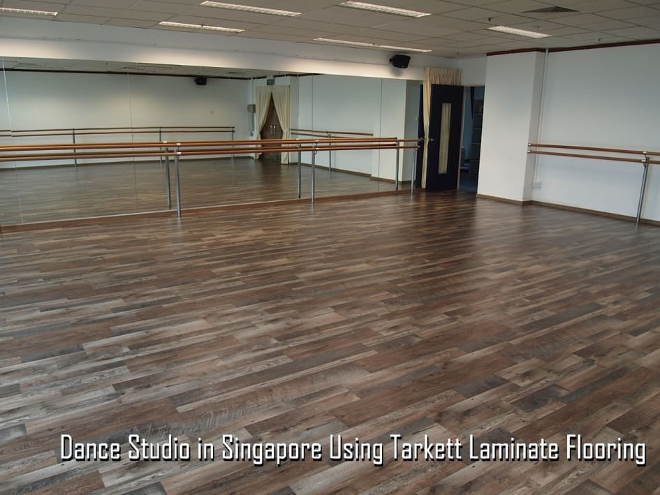Flooring Suitable For Dance Studio