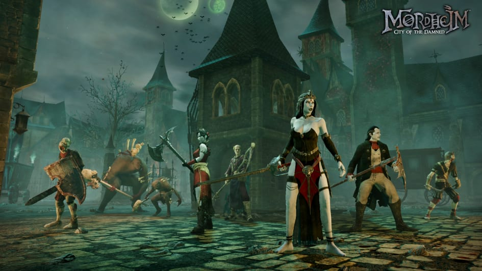 THE TÉLÉCHARGER GRATUITEMENT DAMNED CITY MORDHEIM OF