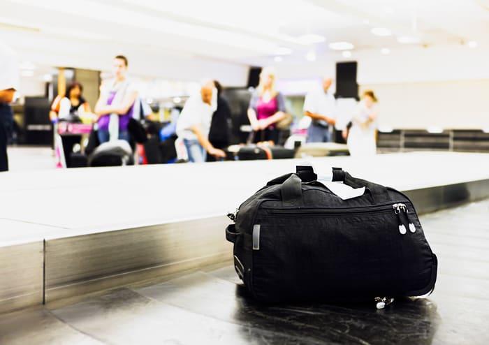 försäkring borttappad väska