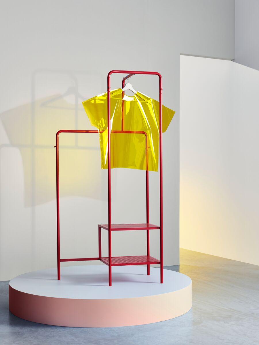 Ubrugte NIKKEBY garderobestativ 399.- - IKEA HT-21