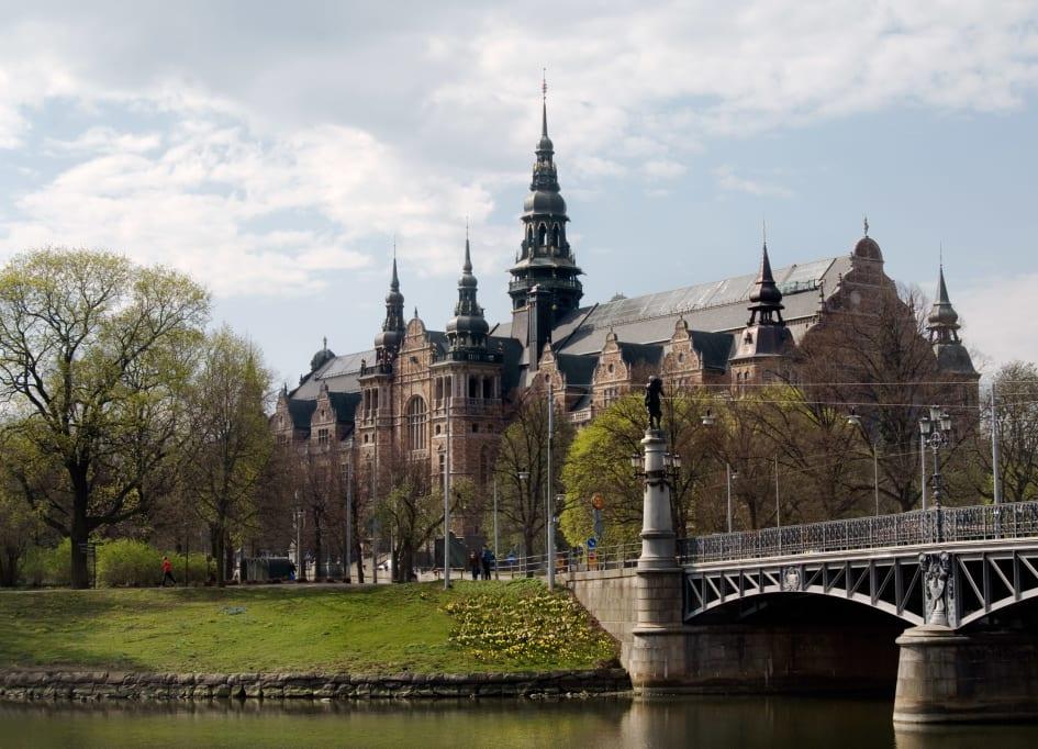 Stiftelsen Nordiska museet och effekterna av coronaviruset