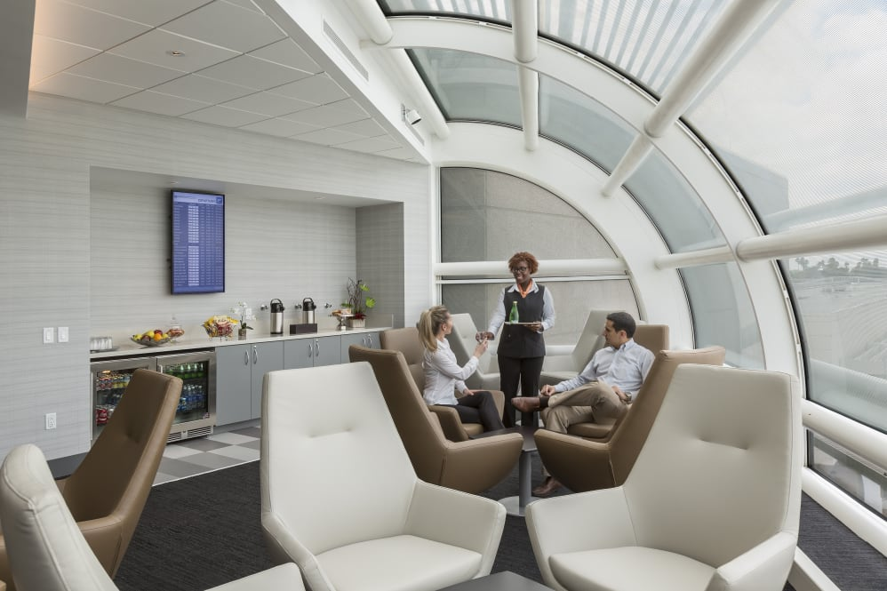 airport lounge pass offers