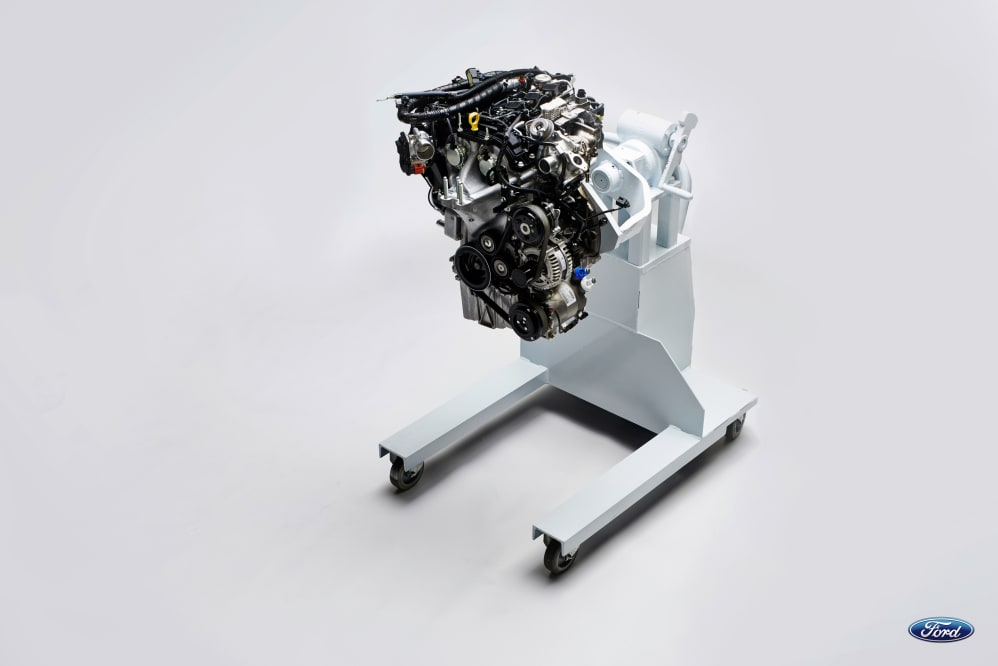 f741922d17 ECOBOOST 1.0 L. - INTERNATIONAL ENGINE OF THE YEAR 2014 - Ford Motor ...