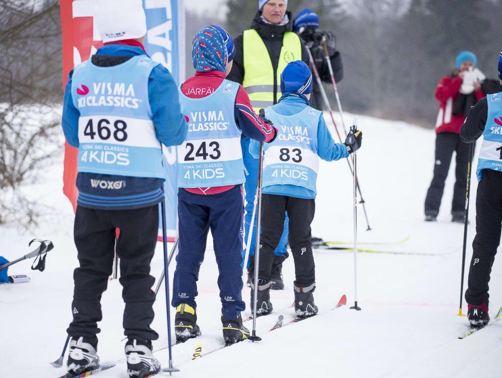 Sportlovstips I Stockholm Barnens Stora Skidfest Prova På Ett