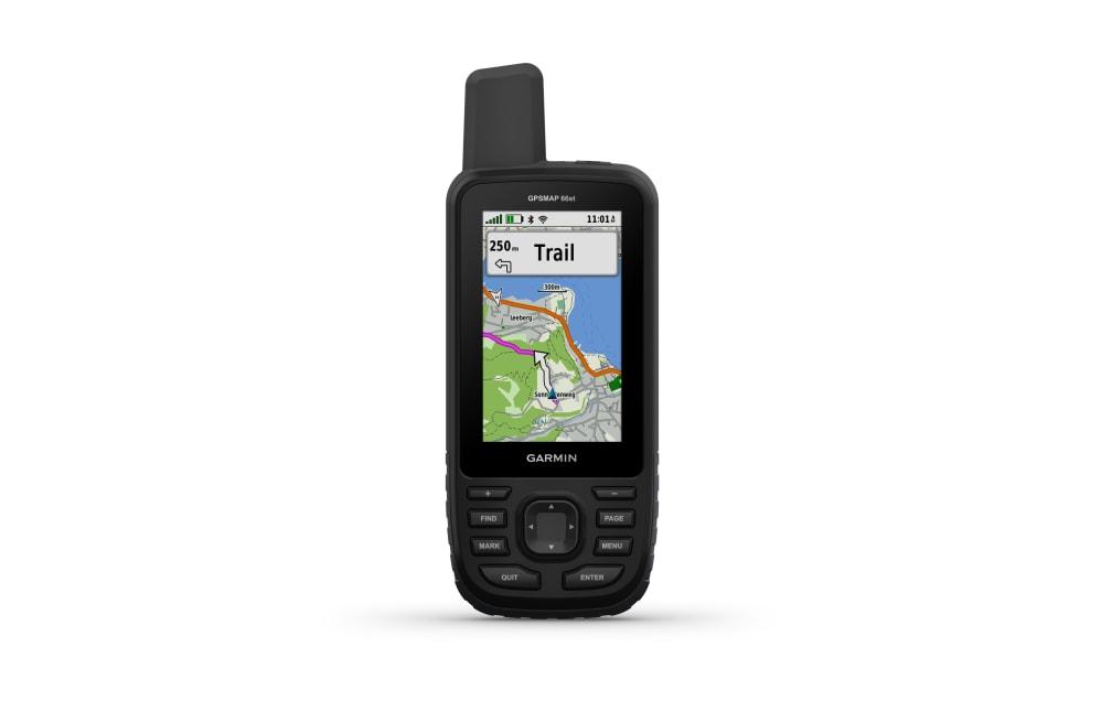 Neuauflage des Klassikers: Die GPSMAP 66 Serie von Garmin