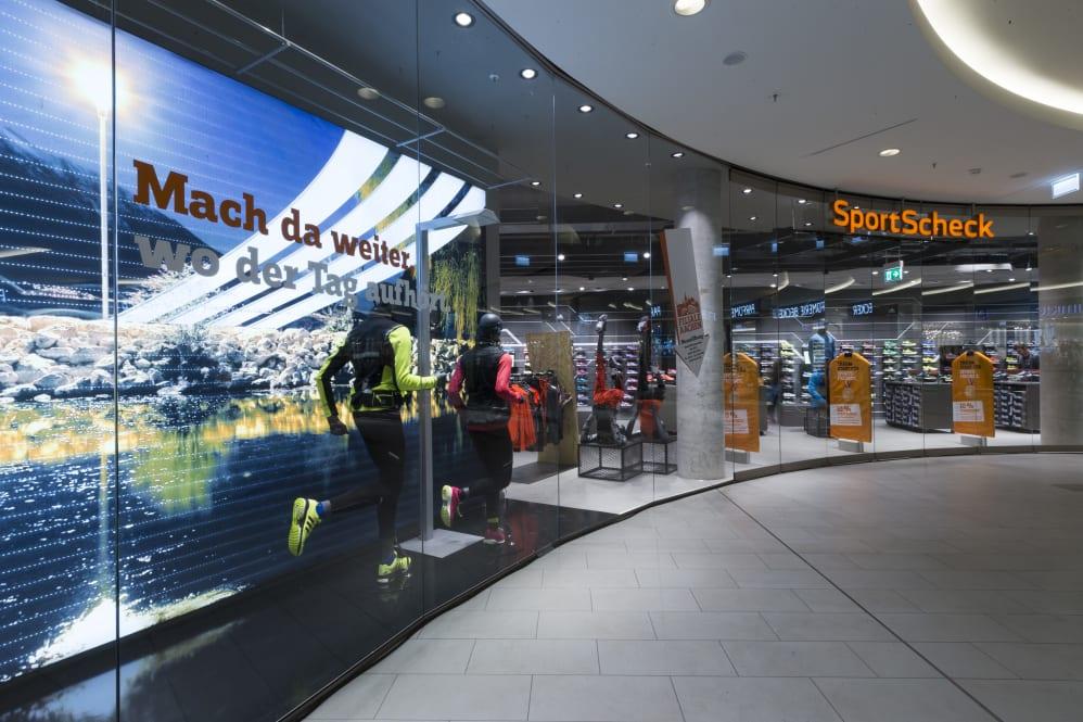 SportScheck Filliale in Köln | Kontakt & Services