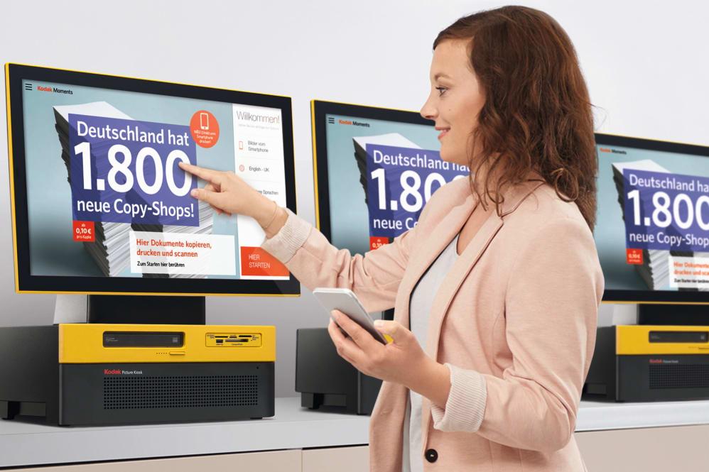 1800 Neue Copyshops In Deutschland Kodak Copy Service Bei Dm