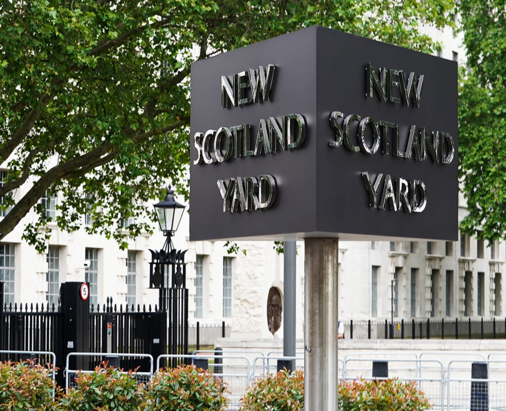 Met Police officer charged with rape   Metropolitan Police