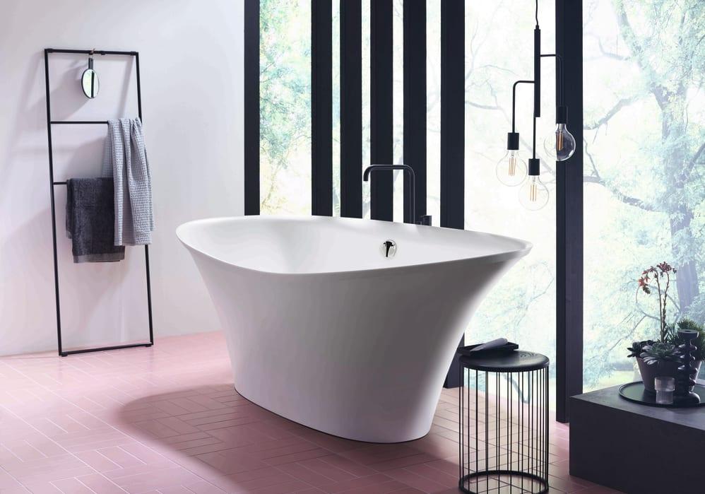 Auf Entspannungskurs mit der neuen Badewanne Badu von ...