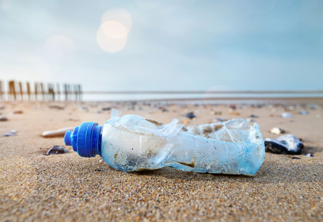 UN Environment says one million plastic drinking bottles are purchased every minute around the world