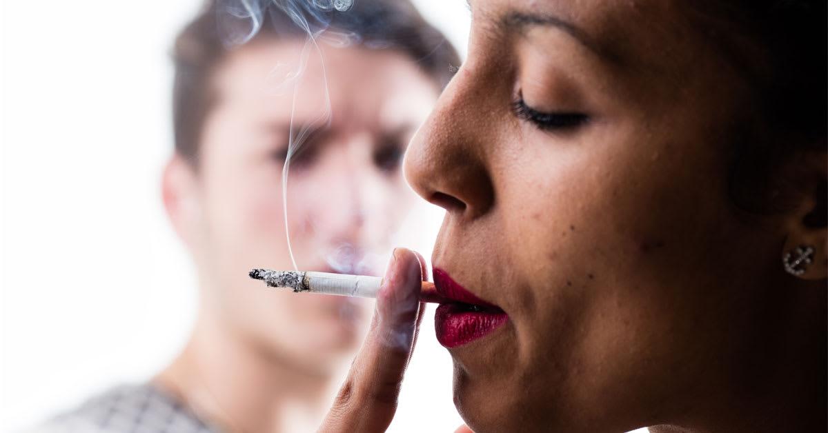 Rökning singlar dating