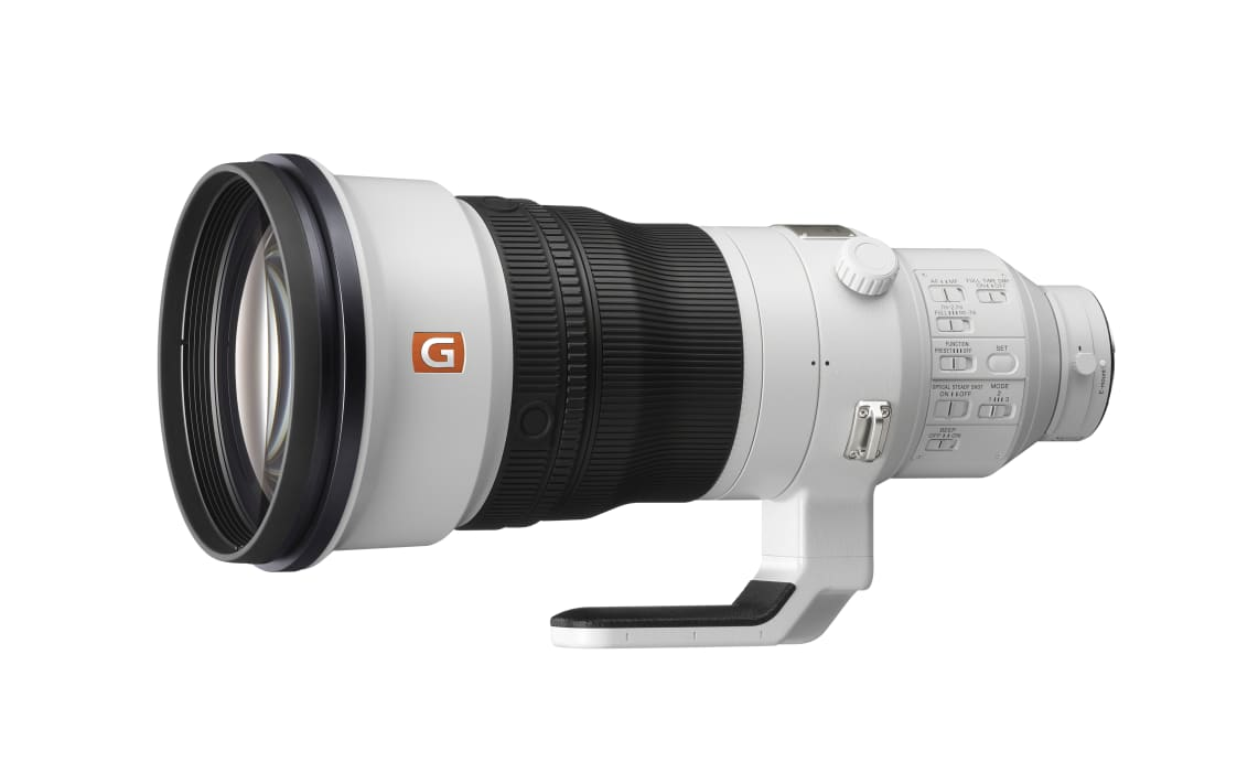 sony introduces the long awaited 400mm f2 8 g master prime lens sony europe. Black Bedroom Furniture Sets. Home Design Ideas