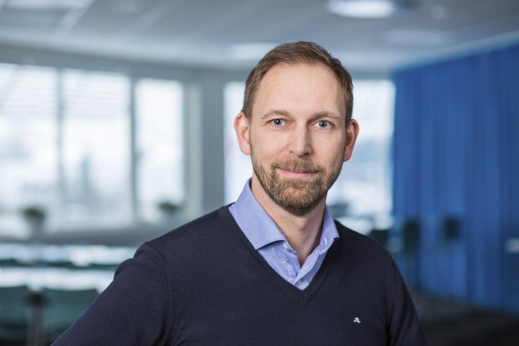 Han tillträder som Managing Director för XXL Sverige XXL