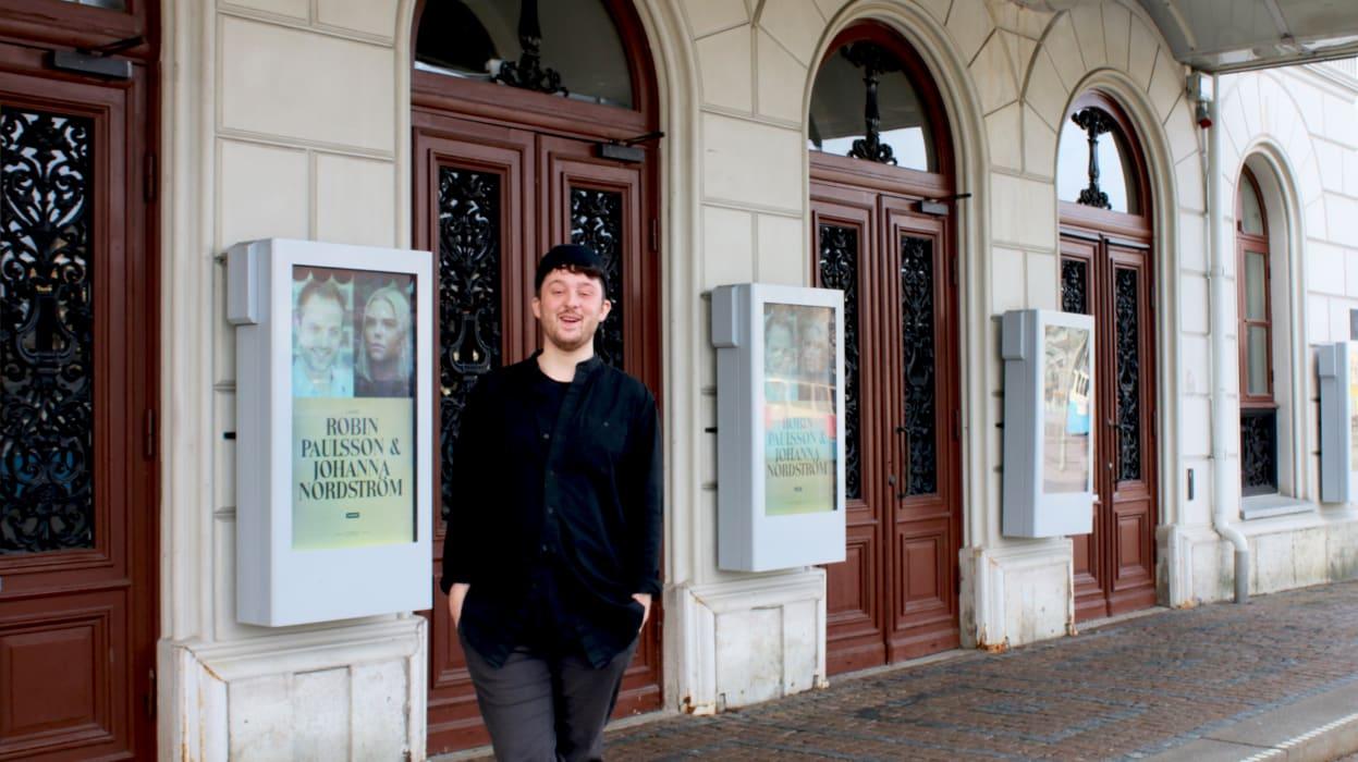Linus Carlsten Rosberg, Carl Grimbergsgatan 9, Gteborg