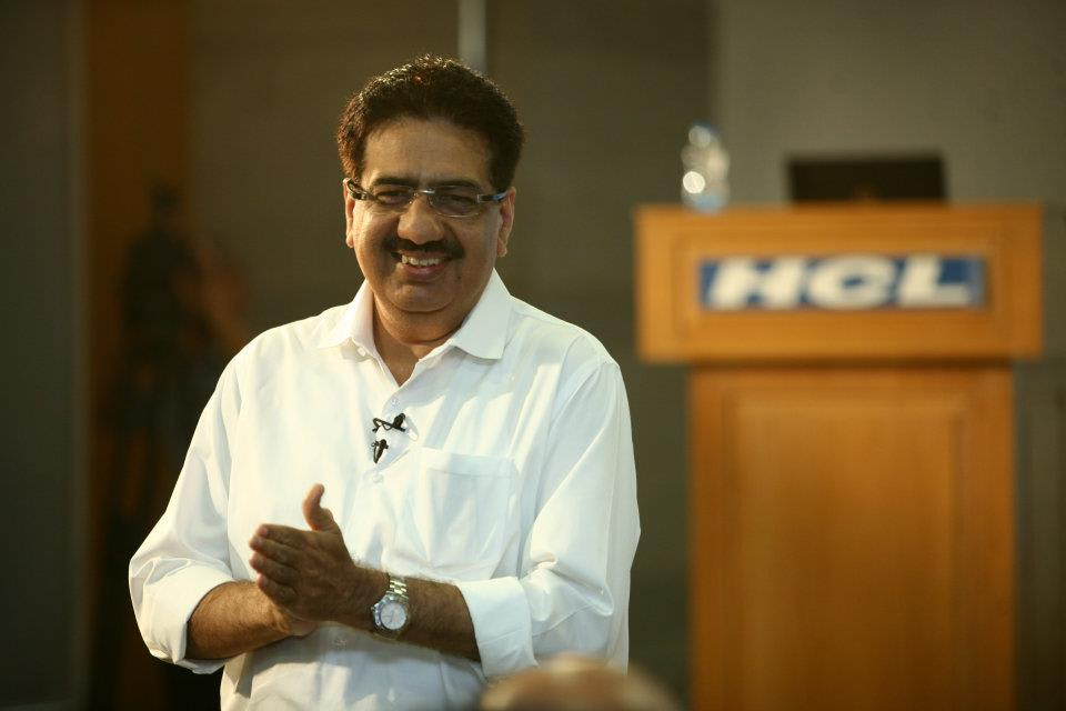 forces of change at hcl technologies vineet nayar