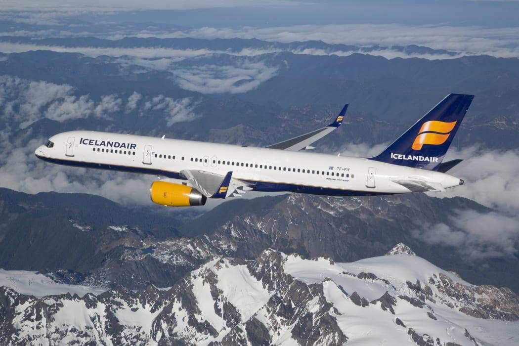 Icelandair Ppnar Sin 13 Nordamerikanska Destination