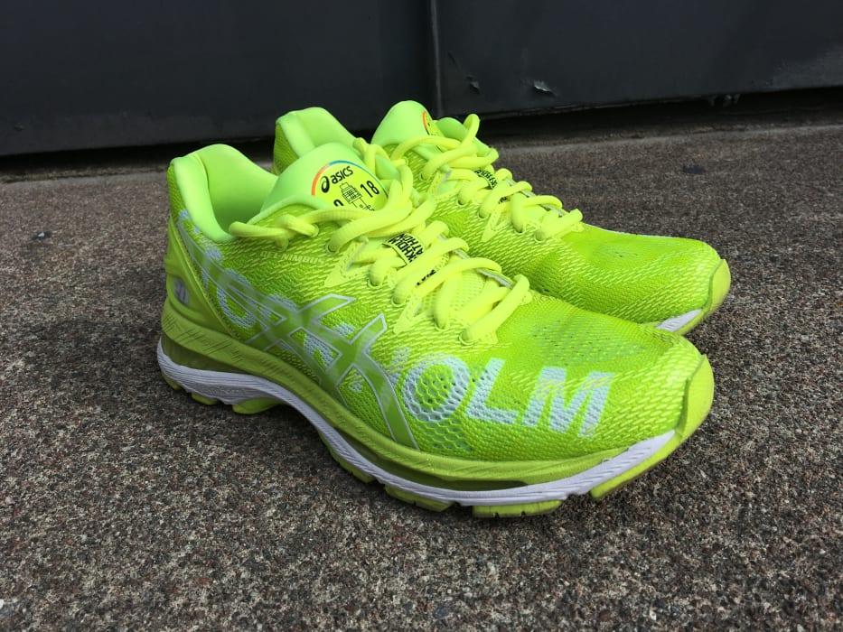 Asics Herr Gel Nimbus 20 Stockholm Marathon