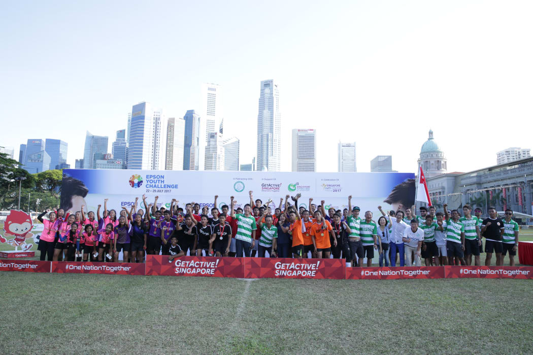 Epson Youth Challenge 2017 Comes To An End With Over 1,200